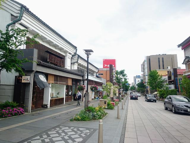 長野 中央通り
