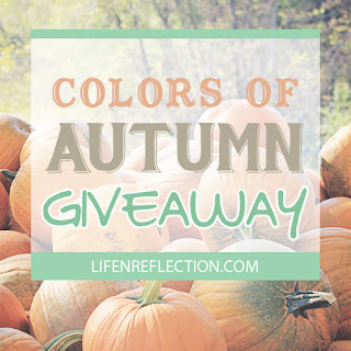 Colors of Autumn Giveaway