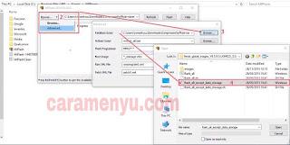 Cara flash xiaomi Mipad Via MiPhone Tool Dengan Mudah
