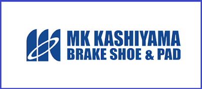 MK Kashiyama Merek Spare Part Mobil untuk Rem Cakram Rem Tromol
