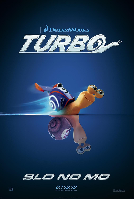 turbo poster : teaser trailer