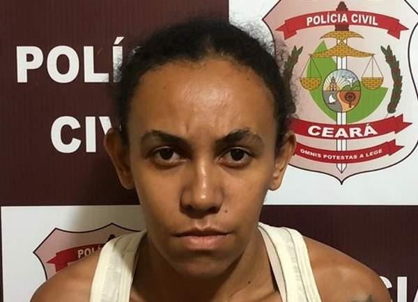 Mulher é presa acusado de tráfico de drogas e tortura em Quixeramobim