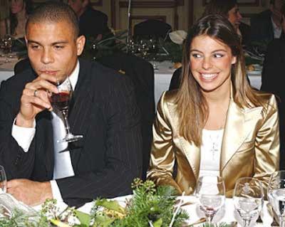 De otros mundos Las mujeres de Ronaldo