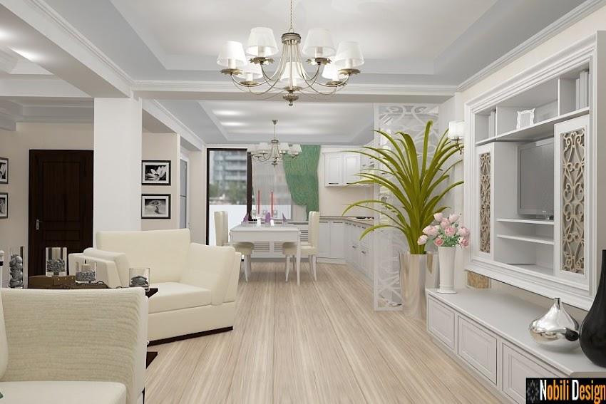 Design interior casa clasica Bucuresti - Arhitect designer interior pret