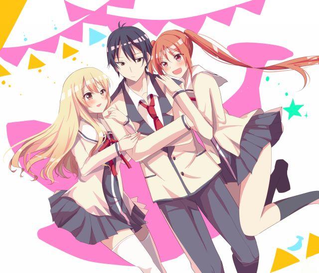 Manga Aho Girl finalizará en diciembre