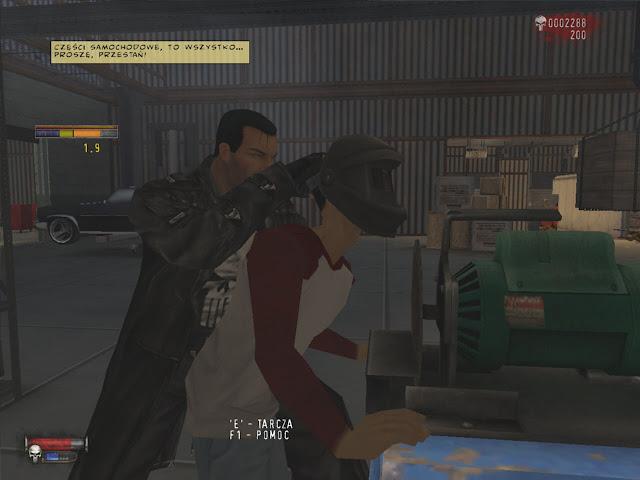 The Punisher PC Full Version Screenshot 3