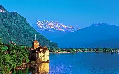 Tempat Wisata di Swiss yang Terkenal