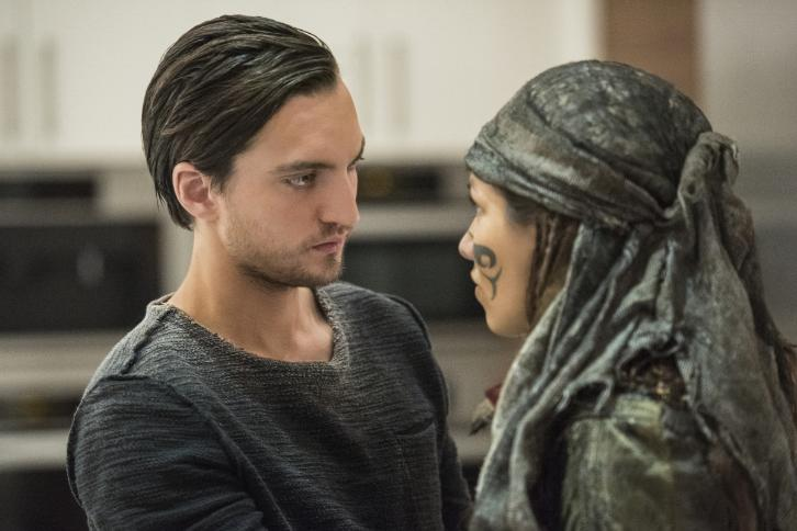 The 100 - Episode 4.07 - Gimme Shelter - Promos, Sneak Peeks, Inside The Episode, Promotional Photos & Press Release