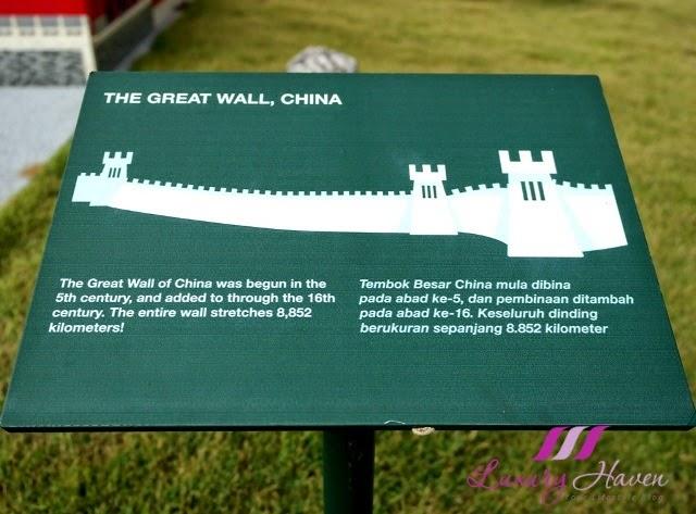 legoland theme park miniland great wall china review