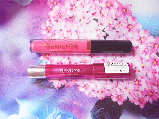 Makeup Revolution Salvation Velvet recenzia