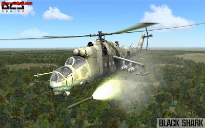 Digital Combat Simulator Black Shark Pc Game