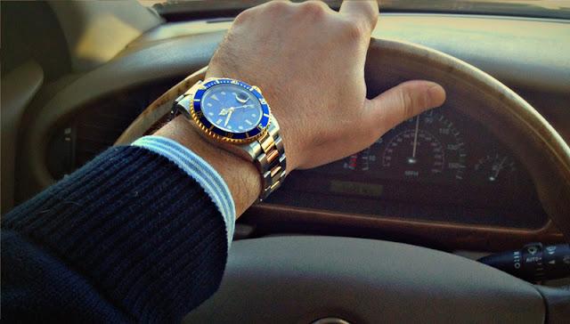 Đồng hồ cơ rolex