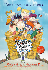 Rugrats in Paris: The Movie Poster