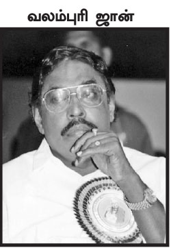 மன்னார்குடி ரீவைண்ட் ஜாதகம் - 8 - வஞ்சிக்கப்பட்ட வலம்புரி ஜான்!