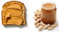 Makanan Tinggi protein peanut butter