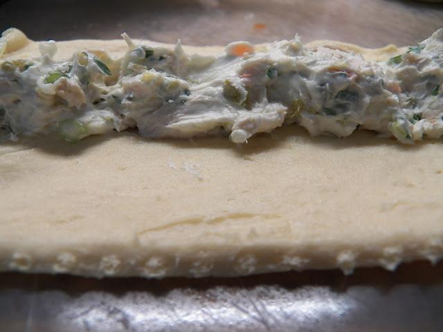 Chicken Jalapeno Rollups