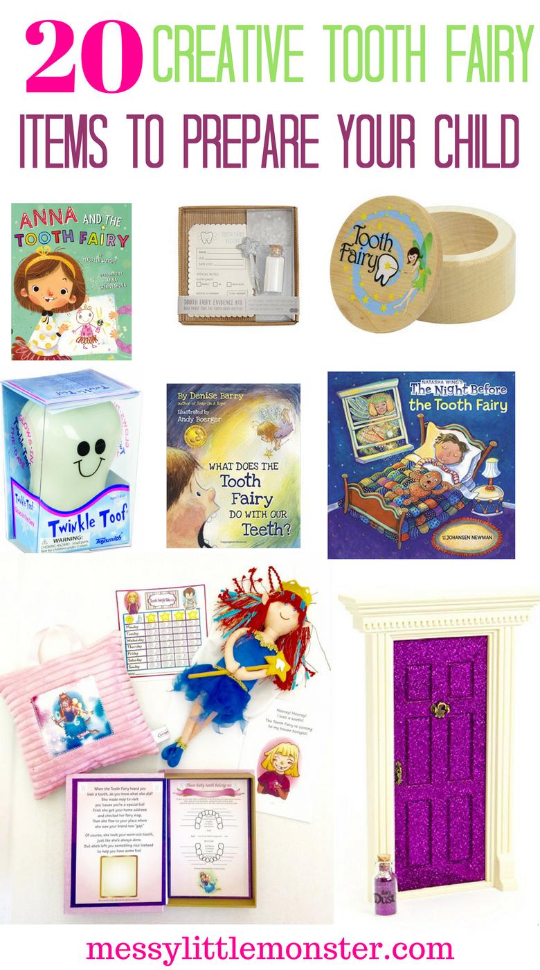 20 creative tooth fairy ideas
