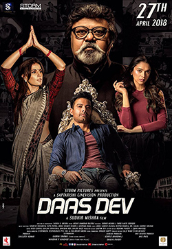 Daas Dev 2018 Hindi Full Movie HDTVRip 720p 1.2GB