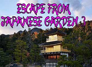 Juegos de escapar - Escape From Japanese Garden