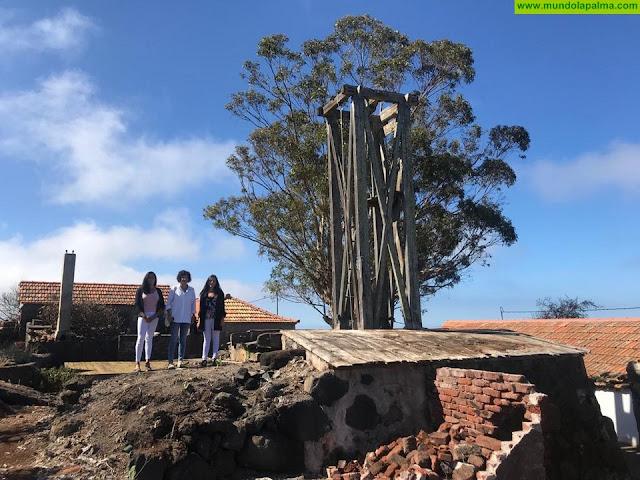 El Cabildo y el Ayuntamiento trabajan para proteger y promover el patrimonio etnográfico y arqueológico de Puntagorda
