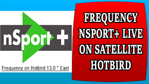 FREQUENCY COSMOTE SPORT 2HD ON SATELLITE EUTELSAT - تردد