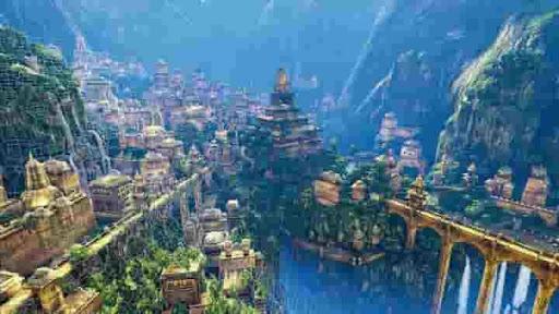 Шамбала. Исчезнувшие цивилизации