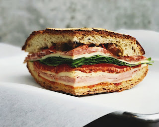 grilled brioche and country ham sandwich with tarragon mayonnaise recipe