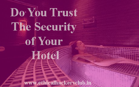 Hotel Cyber Security