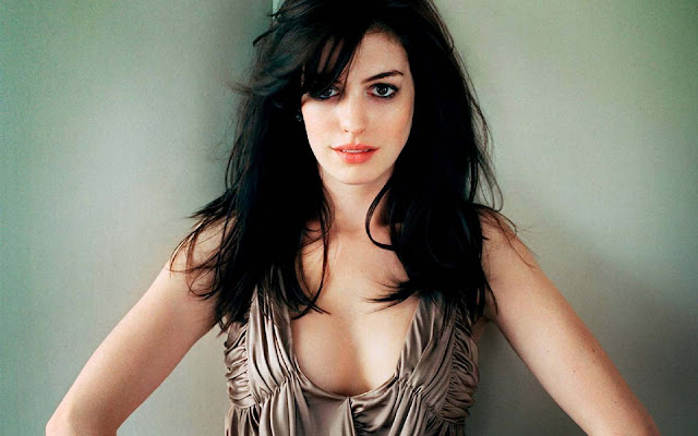 Anne Hathaway Beautiful Wallpapers picpile