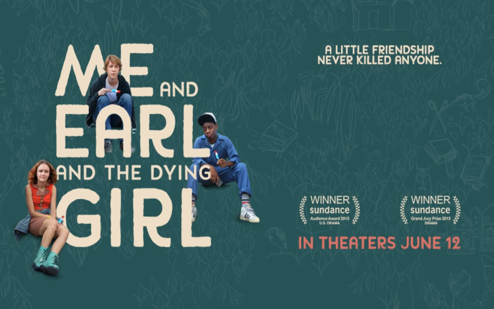 Movie Review: Me and Earl and the Dying Girl [2015]