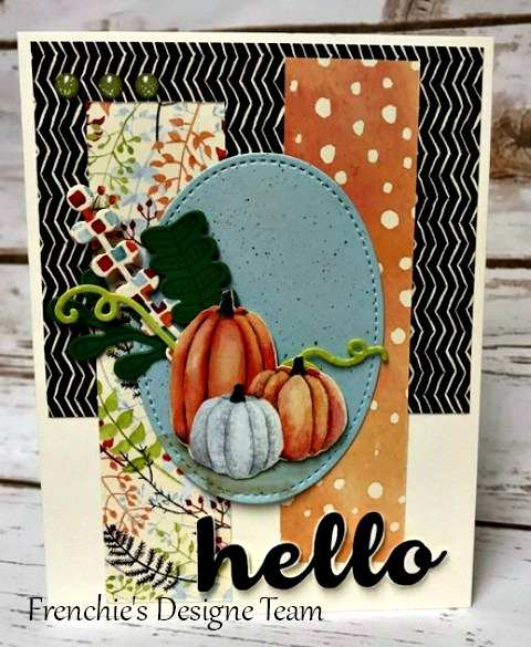 Pick a Pumpkin, Labels to Love, Stampin,Up!