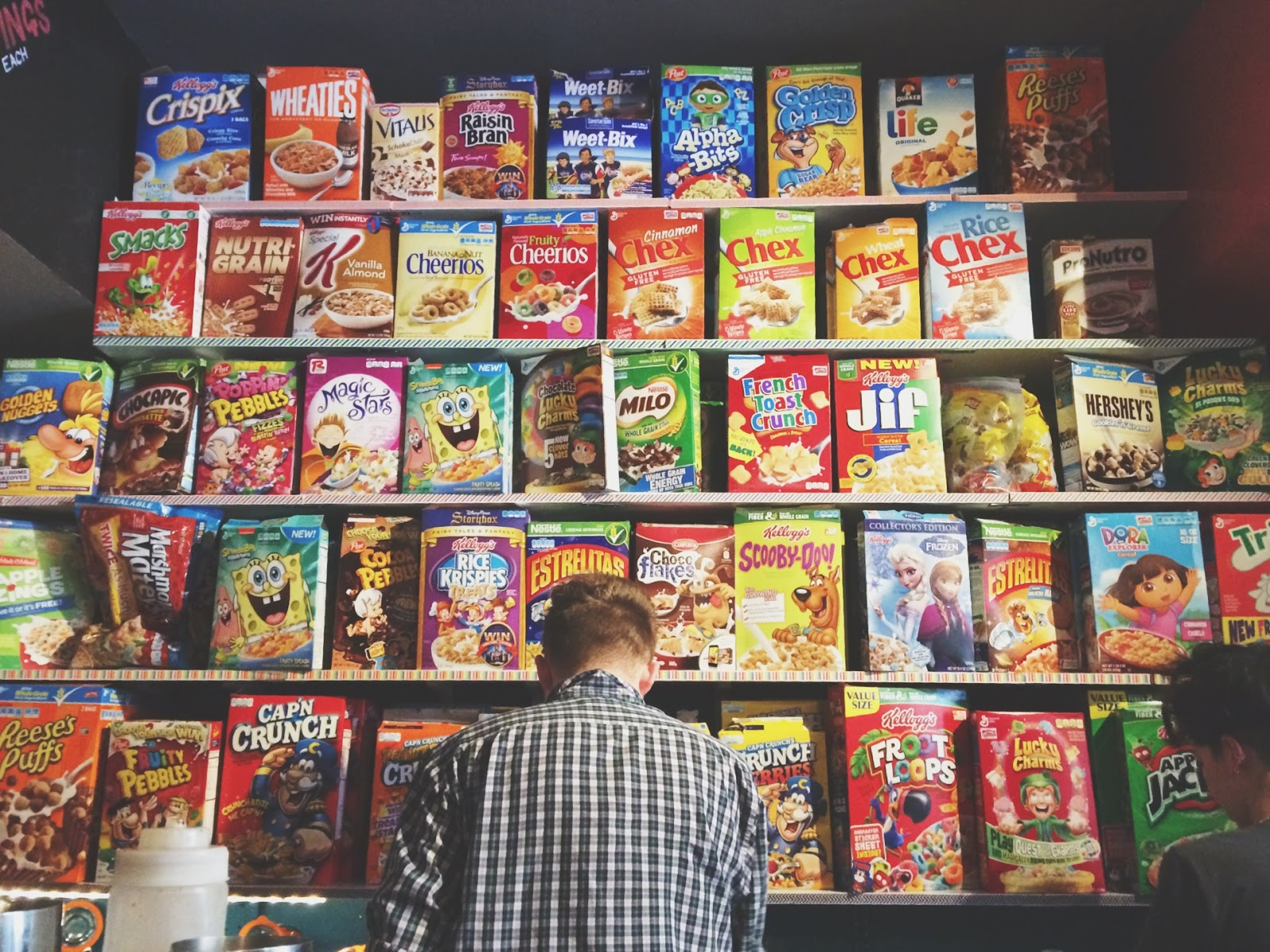Imported Cereals Contain Cancer Causing Pesticide: Report