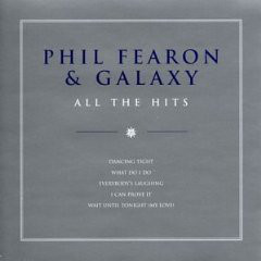 Sucessos De Sempre Phil Fearon Amp Galaxy All The Hits