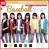 BAMFGW108 Baseball Kemeja Kaos Wanita PROMO BMG