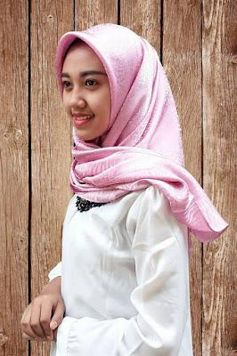 jilbab satin terbaru 2017 cara memakai jilbab satin 2016