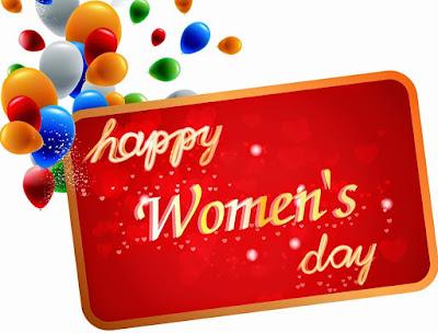 Google Doodle Celebrates International Women's Day