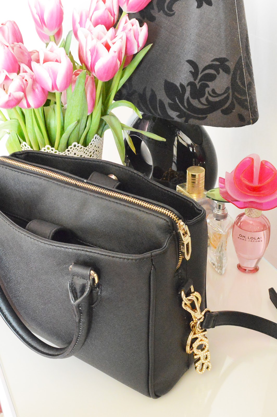 368c2b4d7fd Having a nosey into bloggers' bags is one of my favourite kinds of posts to  read, so I thought I'd do an updated look at what's currently in mine!