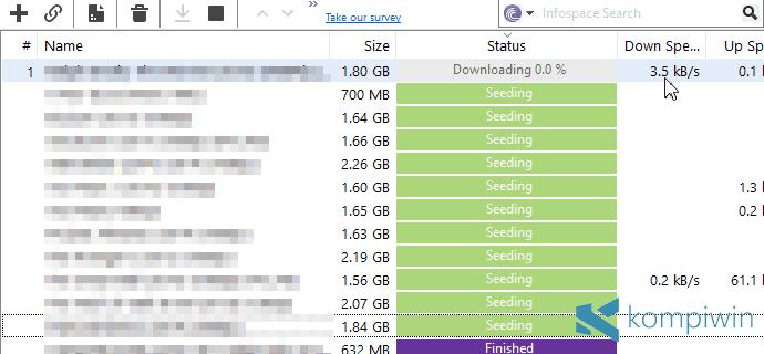 mempercepat torrent