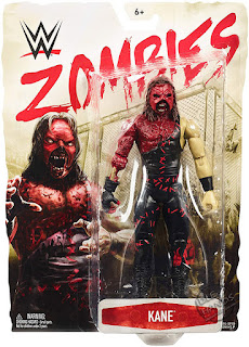 Mattel WWE Zombies Action Figures Series 3 Kane 01