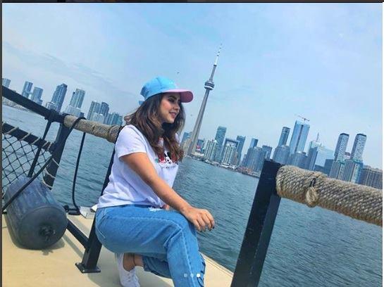 Photo Gallery Punjabi singer and actress Sunanda Sharma Latest Pics 2019