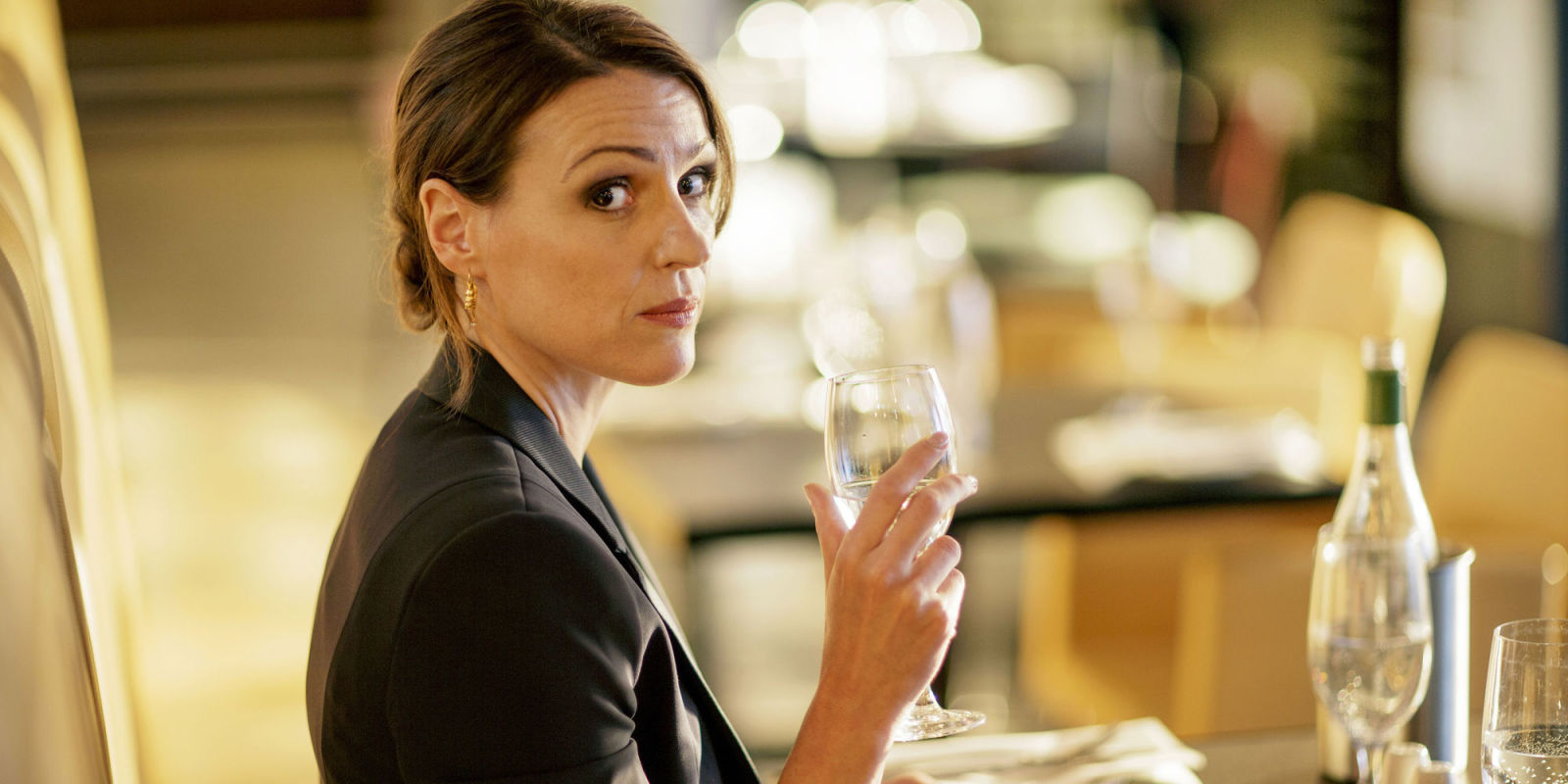 Suranne Jones en Doctor Foster