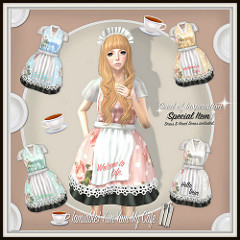 {amiable}Yum Yum My Cafe Gacha(SOI)