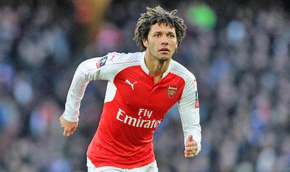 Elneny bakal Pergi dari Arsenal Januari Nanti