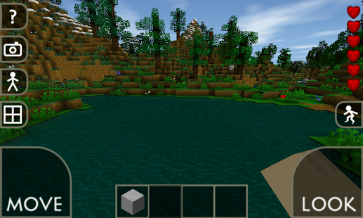 Survivalcraft Android Game (APK) Full Version Pro Free Download