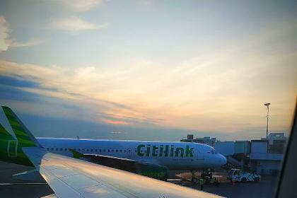 Persiapan ketika bepergian dengan pesawat