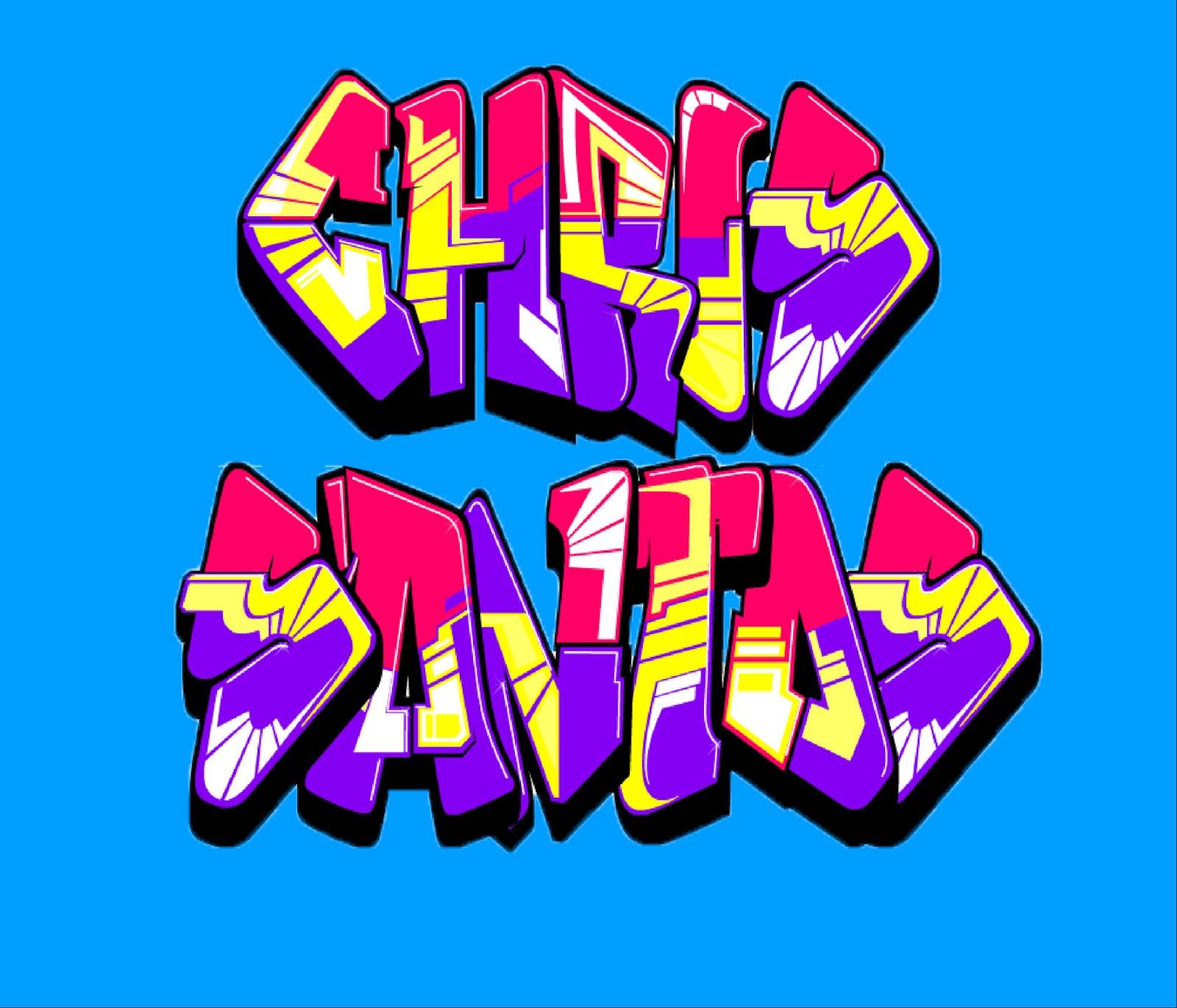 Chris Santos Blog - LOGO MOBILE