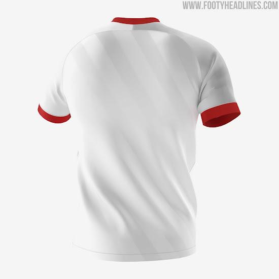 Sevilla 20-21 Home, Away & Third Kits Released - Footy Headlines