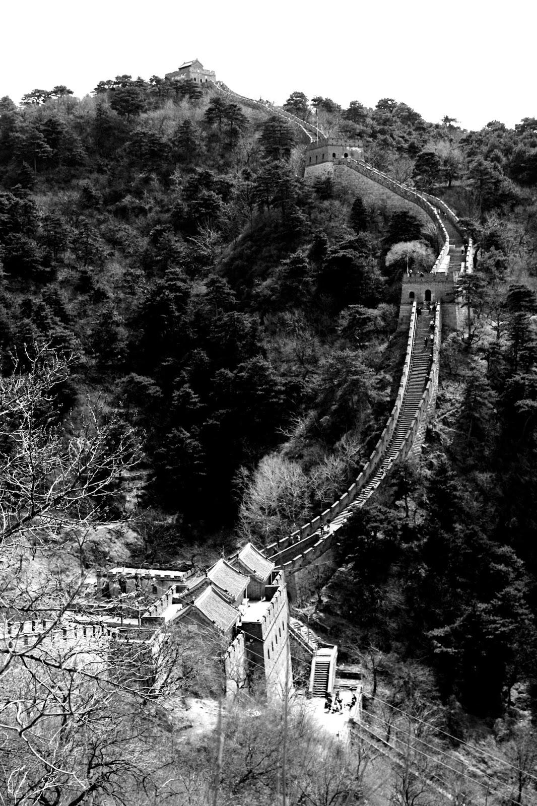 Rambling Scientist China Great Wall