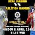 Agen Bola Terpercaya - Prediksi Real Madrid vs Atletico Madrid 8 April 2018