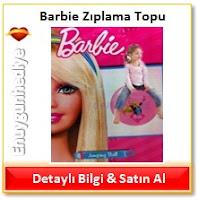 Barbie Kanguru Zıplama Topu